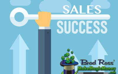 Ultimate Key to Sales Success